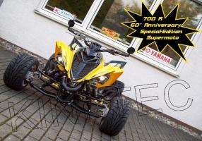 Yamaha Quad YFM 700R SE 60 Anniversary SM (LoF) 2x bereift
