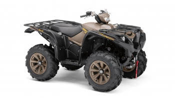 Yamaha ATV YFM 700 WTHC Grizzly 4WD EPS SE Satin-Black