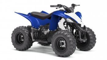 Yamaha Quad YFZ 50 R 2WD Racing-Blue