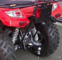 Anhängerkupplungs-Kit (Kymco MXU 400)