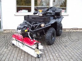 Kehrmaschine KM 190 Frontmontage (universal / Modellabhängig)