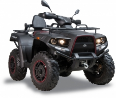 Herkules Cectek ATV Gladiator 525 EFI T6 ixD 4x4 BlackRock (LoF-