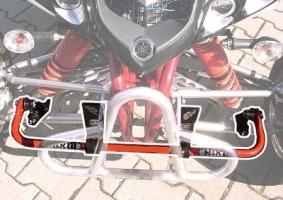 Stabilisator-Strebe H&R (Suzuki LTZ 400 K9 Einspritzer)