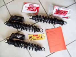 Sport-Fahrwerk YSS Premium ABE (Yamaha YFM 660 R)