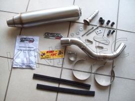 Auspuff G.P.R. Slip-On DEEPTONE (Yamaha 700R bis Bauj. 2014)