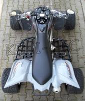 Yamaha Quad YFM 700R SE King-Grey II (LoF-Zulassung) 2x bereift