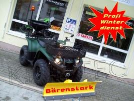 Yamaha ATV YFM 450 Kodiak 4WD EPS Profi Winterdienst