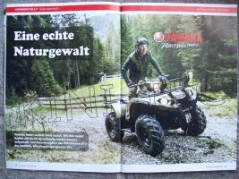 Yamaha ATV YFM 450 Kodiak 4WD EPS