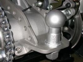 Anhängerkupplung Version 2 mit TÜV (Yamaha 700R)