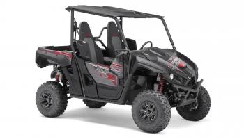 Yamaha UTV YXE 850 Wolverine X2 4x4 SE Satin-Black