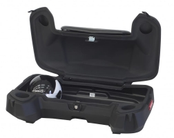 Koffer hinten mit Rückenpolster HM (Universal)