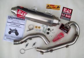 Auspuff Yoshimura RS-2 System Komplettanlage (Yamaha 700R ab 2015)
