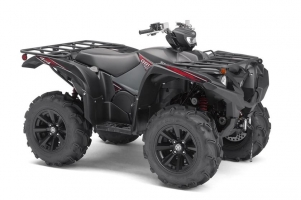 Yamaha ATV YFM 700 Grizzly 4WD SE Tactical-Black