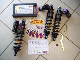 Sport-Fahrwerk KW Variante V3+ black (Yamaha 700 R 05-12)