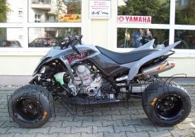 Sport-Fahrwerk KW Variante V3+ black (Yamaha 700 R Bauj. 2012 -)