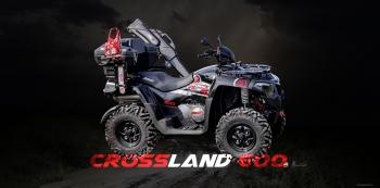 Aeon ATV Crossland 600 LoF