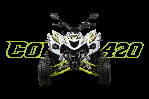 Aeon Quad Cobra 420 Supermoto LoF