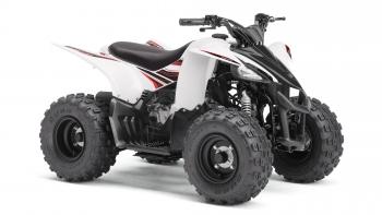 Yamaha Quad YFZ 50 R 2WD Bluish White