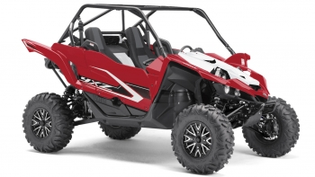Yamaha SBS YXZ 1000 R 4x4 Romantic-Rouge