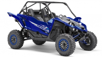 Yamaha SBS YXZ 1000 R 4x4 Sport Shift Racing-Blue