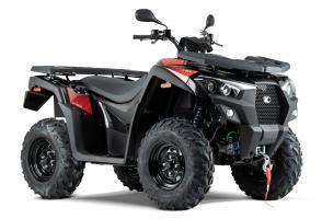 Kymco ATV MXU 550i T IRS LOF Zugmaschine
