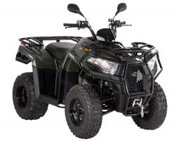 Kymco ATV MXU 300i T Offroad LOF grün