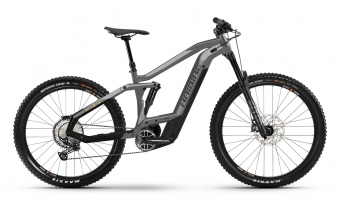 Haibike MTB/Fully AllMtn 4 Bosch CX 85NM 625WH grey-black