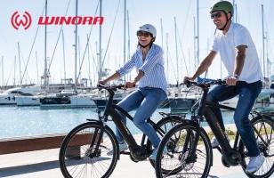 Winora Trekking/Tour Yucatan 12 Pro Einrohr Yamaha 630W Shimano