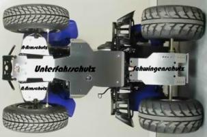 Protektor Unterfahrschutz AXP (Kymco KXR/MXU 250/300)
