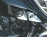 Scheinwerfer-Set ECE (Yamaha Raptor 660)