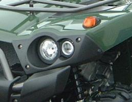 Scheinwerfer-Set ECE (Kawasaki KVF 750)