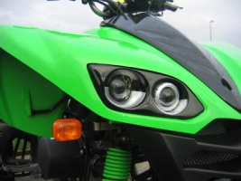 Scheinwerfer-Set ECE (Kawasaki KFX 700)