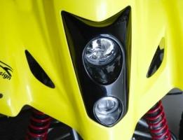 Scheinwerfer-Set ECE-VKP (Suzuki LTZ 400)