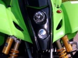 Scheinwerfer-Set ECE-VKP (Kawasaki KFX 400)