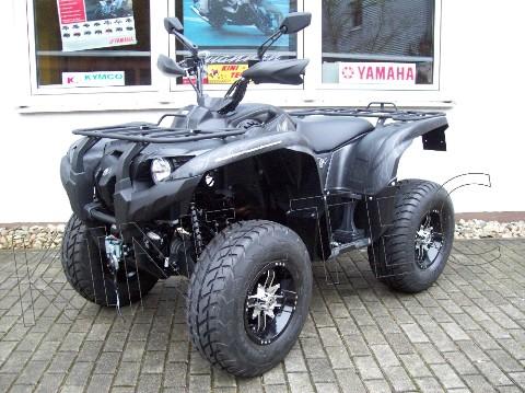Yamaha ATV YFM 700 FI Grizzly 4WD EPS Special-Edition Streetline ...